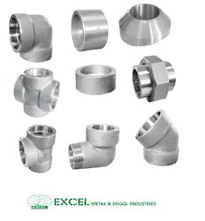 Threaded Forged Fittings