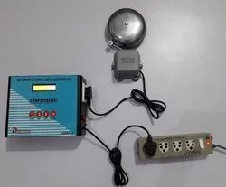 Automatic School Bell Controller