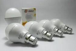 Philips HPF Driver 18 Watt LED Bulb, For Home, 90-300V