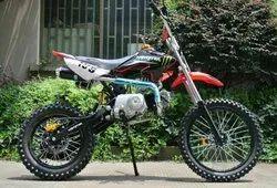 125CC ORANGE Dirt Bike