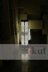 Customized Floor Wood Lamp