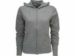 Grey Mel, Charcoal Mel TN Women Hooded Fleece Pullover