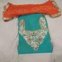 Gota Pati Dress Material