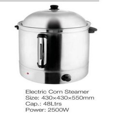 Corn steamer