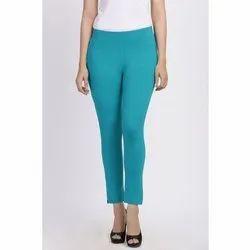 ON & ON Cotton Lycra Straight Pant, Waist Size: 26-44
