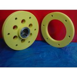 PU Yellow Grinding Disk