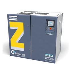 ZT-MED Oil-free Rotary Tooth Compressor