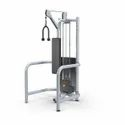 Back Commercial Tricep Pushdown Machine, Weight: 500kg