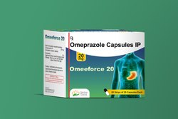 Omeeforce 20 - Omeprazole 20mg