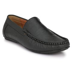 Big Fox Men's Classic Synthetic Leather Casual Loafers
