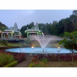 Garden Water Fountain