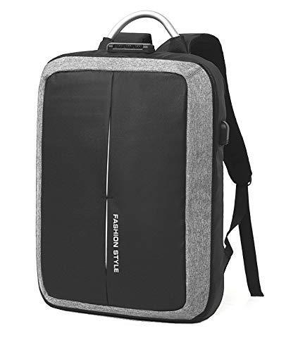 Nylon 20-35 L Anti Theft Backpack, Laptop Bag, For Personal
