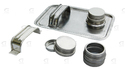 Tinplate Components for Metal Cans