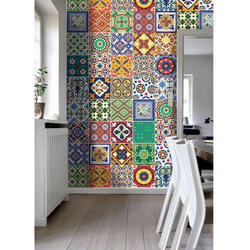 Printed Ceramic Wall Tiles, 0-5 mm