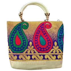 Printed Ladies Hand Bag