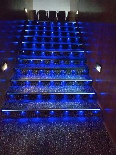Theater Lights - Theatre Step Light Manufacturer from Mumbai