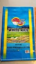 Multicolored Rice Bag