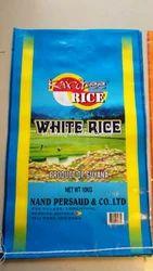Multicolored Rice Bag