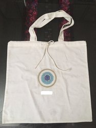 Evil Eye Embroidery Bag