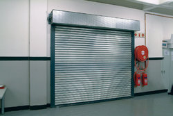 Fire Rated Rolling Shutter