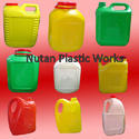 Edible Oil Plastic Container