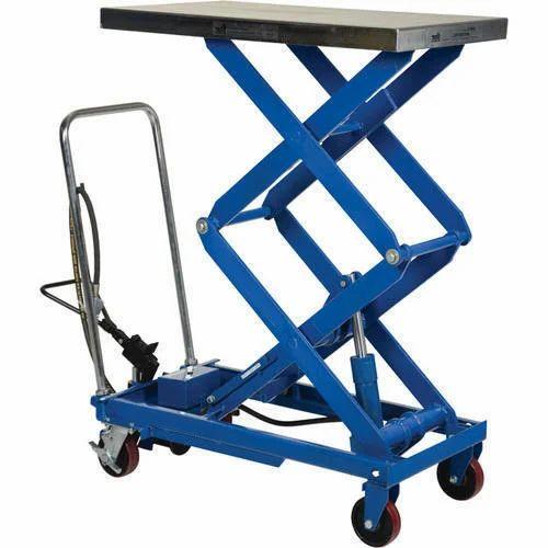 Hydraulic Lifting Table At Rs 500000 Unit हाइड्रोलिक