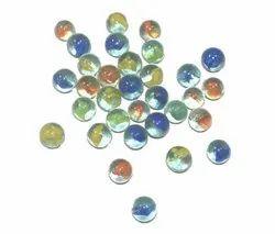 Glass Pebble Round Stone