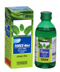 Torex Mint Cough Syrup