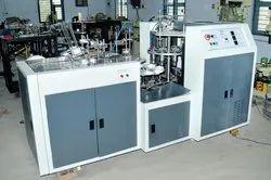 Bm altra 4 Ft Paper cup making machine, Capacity Gram: 1700kg, Size: 150-350 Ml