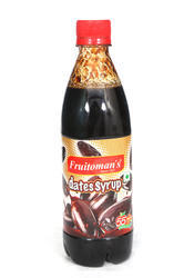 Date Syrup Dates Syrup, Packaging Size: 500 ml