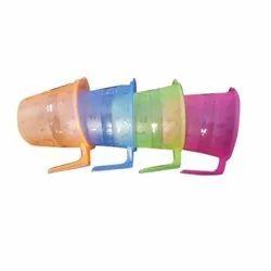 1 Liter Plastic Mugs