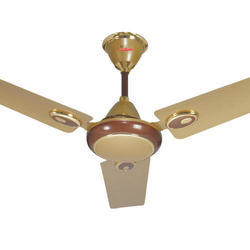 Crown Beige Brown Ceiling Fan