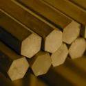 Brass Hexagon Bar