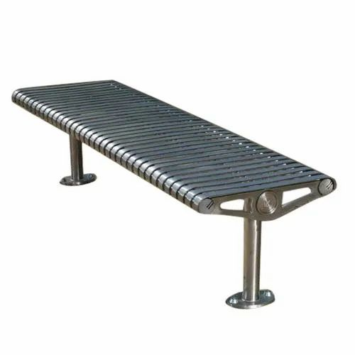 Rectangular Chrome Stainless Steel Bench Size 5x2 Feet Rs 450 Kg Id 20052698662