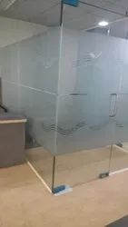 Glass Partitions Commercial Toughened Glass