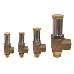Cryogenic Angle Relief Valves
