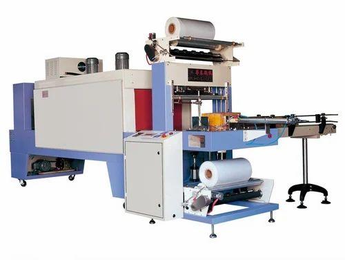 Semi Automatic Wrapping Machine, Semi Automatic Shrink Wrapping Machine,  श्रिंक रैपिंग मशीन in Pitampura, New Delhi , Joy Pack India Private Limited  | ID: 3725319433