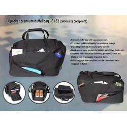 11 Pocket Premium Duffel Bag