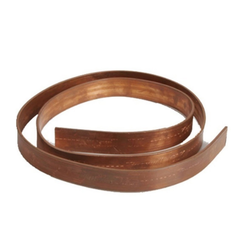 Enameled Red Copper Strip, 0.1-3.0mm