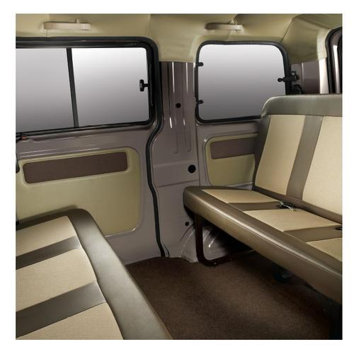 77d83c4474 Mahindra Passenger Electric Van