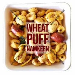 Roasted Wheat Puffed Mix Namkeen