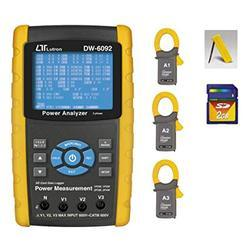 Lutron - 3 Phase Power Analyzer - Model No - DW-6092