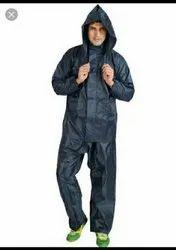 Rubberized Rain Suit
