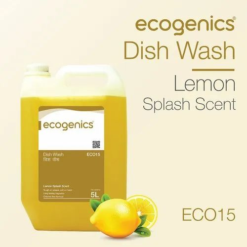 Ecogenics Dishwash Liquid