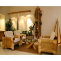 Brown Bamboo Hall Home Furniture, For House And Office Work