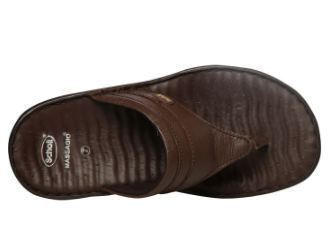 98fe7a60b Scholl Men Brown Chappals F874488700
