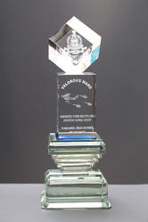 Transparent Crystal Award
