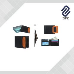 Customize Pu Leather Wallet