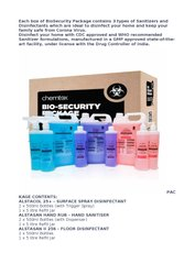 Chemtex Biosecurity Package