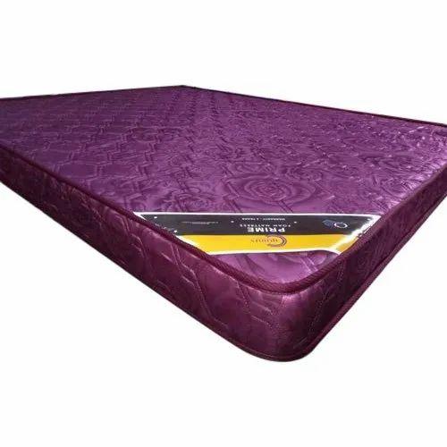Foam,Velvet Purple Foam Mattress, Rs